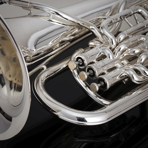 John Packer JP374ST STERLING Euphonium with Trigger