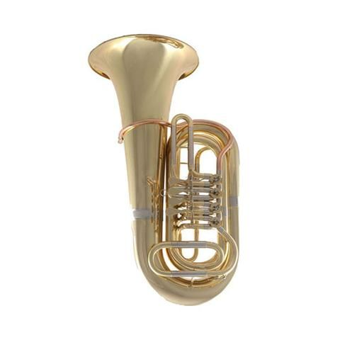 Tuba Exchange TE-2110L BBb 4/4 Tuba - 2nd Generation NOW AVAILABLE IN STOCK!