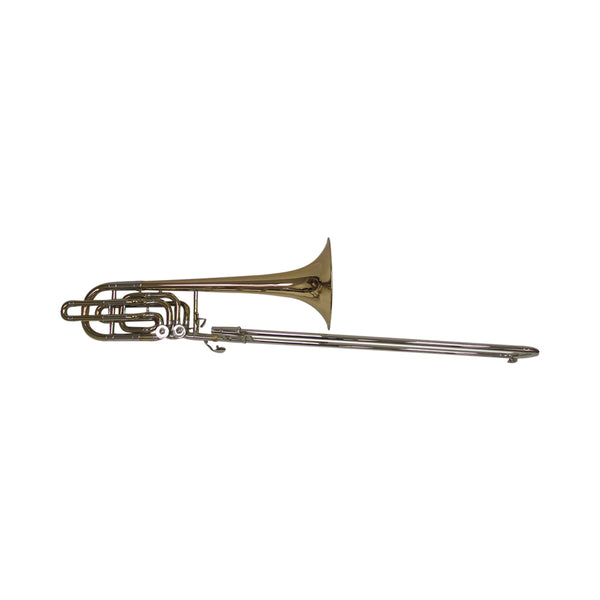 USED Bach 50B3LG Bb/F/Gb Bass Trombone