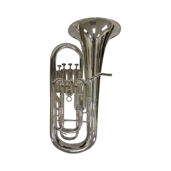 DEMO Tuba Exchange TE-1300 Silver Bb Euphonium