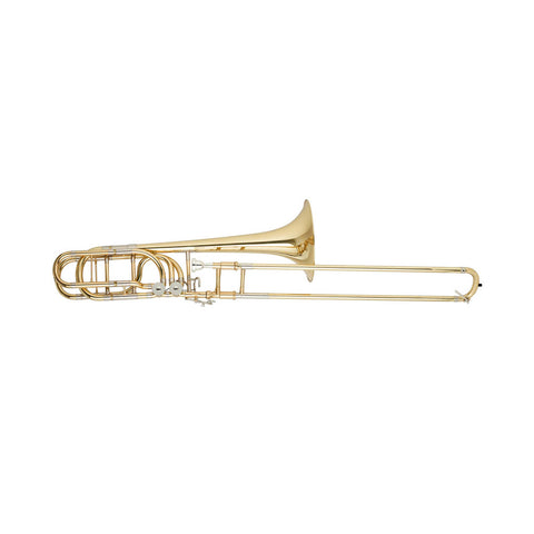 John Packer JP232 Double Rotor Bass Trombone