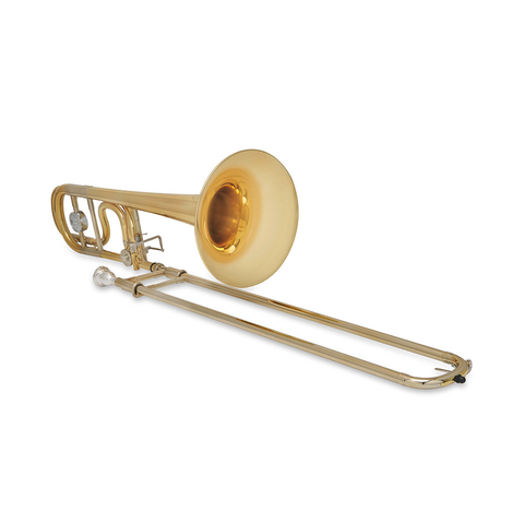 John Packer JP233 RATH Bb/F Single Rotor Bass Trombone