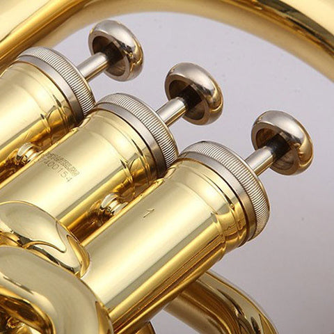 John Packer JP374LT STERLING Euphonium with Trigger