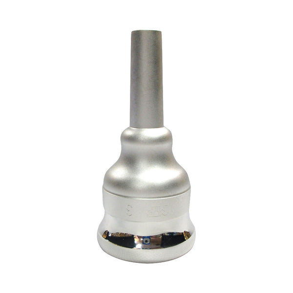 MF5 Satin Silver Cup Mouthpiece