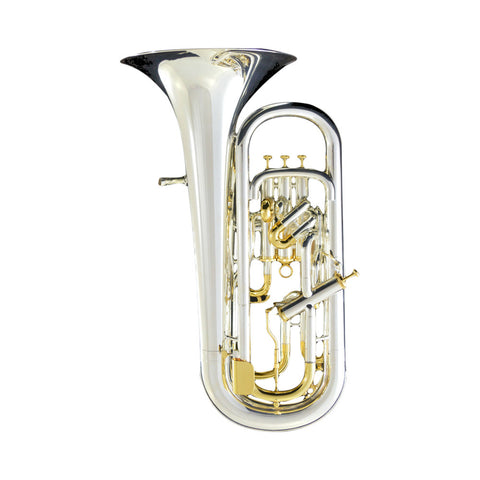 USED Tuba Exchange TE-2052SG-2 Bb Euphonium with Trigger