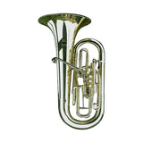 Willson 3200-XL (FA-5) F 5/4 Tuba
