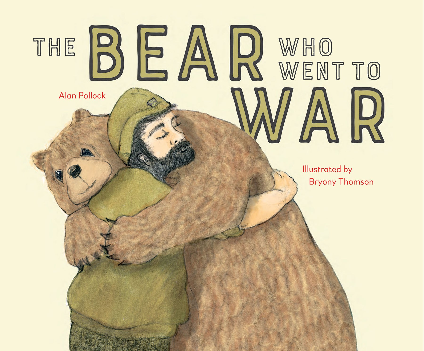 The Bear who went to War by Alan Pollock