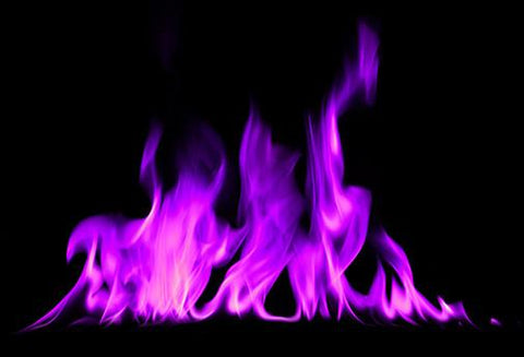 initiation flamme violette de st germain distance