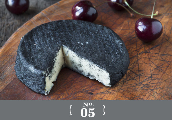 Miyoko's Creamery No 05 Mt. Versuvius Black Ash Cheese - 184g