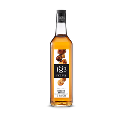 1883 Roasted Hazelnut Syrup - 1L