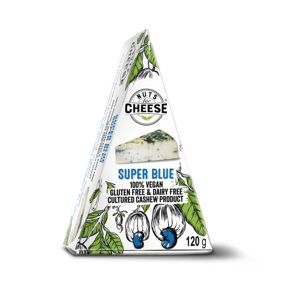 Nuts For Cheese Super Blue - 120g