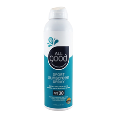 All Good SPF 30 Sport Sunscreen Spray - 177ml