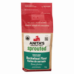 Anita's Organic Mill Sprouted Buckwheat Flour - 1kg