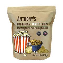 Anthony's Goods Nutritional Yeast Flakes - 454g