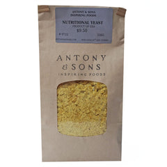 Antony & Sons Nutritional Yeast w/B12 - 227g