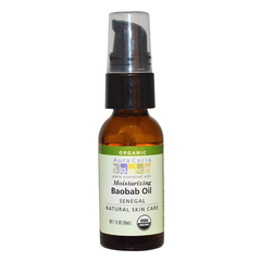 Aura Cacia Organic Baobab Skin Care Oil - 30ml