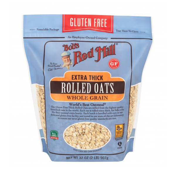 Bob's Red Mill GF Thick Oats - 907g
