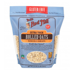 Bob's Red Mill Gluten Free Extra Thick Oats - 907g