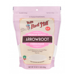 Bob's Red Mill Arrowroot Starch - 454g