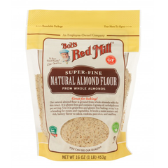 Bob's Red Mill Natural Super-Fine Almond Flour - 453g