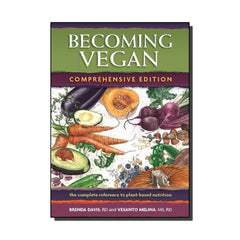 Becoming Vegan: Comprehensive Edition by Vesanto Melina & Brenda Davis