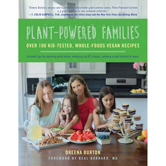 Plant Powered Families by Dreena Burton