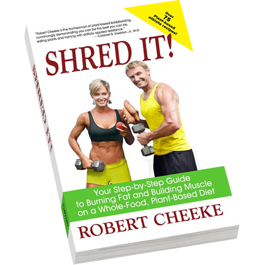 Shred It! by Robert Cheeke