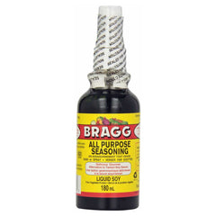 Bragg All-Purpose Liquid Soy Seasoning - 180ml