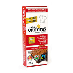 Cuisine Camino Semi-Sweet Baking Chocolate - 200g