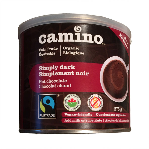 Camino Simply Dark Hot Chocolate - 275g