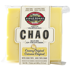 Field Roast Creamy Original Chao Slices - 200g