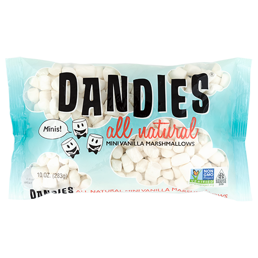 Dandies Vegan Mini Marshmallows - 283g