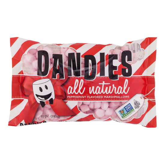 Dandies Peppermint Marshmallows - 283g