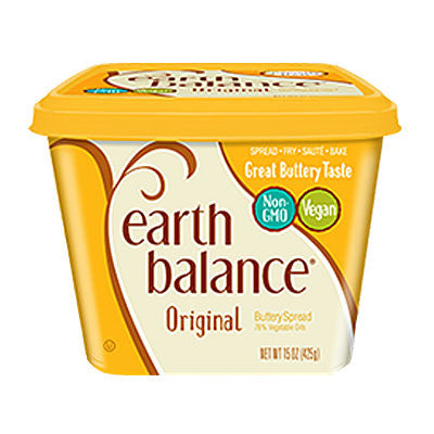 Earth Balance Original Buttery Spread - Multiple Sizes