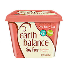 Earth Balance Soy Free Buttery Spread - 425g