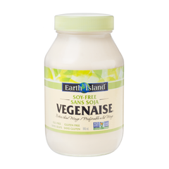 Earth Island Soy-Free Vegenaise  - 946ml