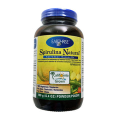 Earthrise Spirulina Natural Powder - 180g