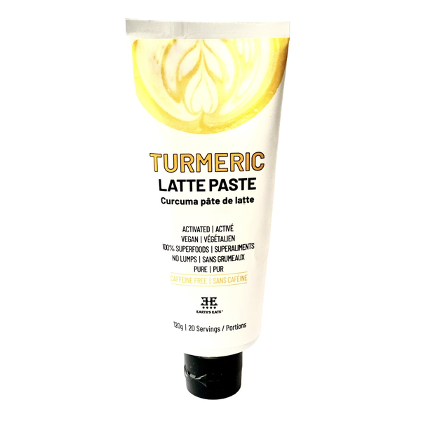 Earth's Eats Turmeric Golden Latte Paste - 120ml