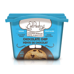 Eat Pastry Gluten-Free Chocolate Chip Cookie Dough - 397g