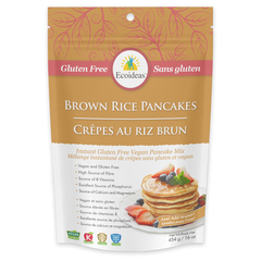 Ecoideas Gluten Free Brown Rice Pancake Mix - 454g