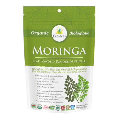 Ecoideas Moringa Leaf Powder - 227g