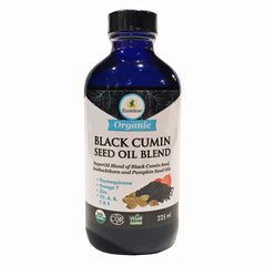 Ecoideas Organic Black Cumin Seed Oil Blend - 225ml