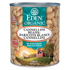 Eden Organic Cannellini Beans - 796ml