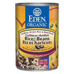 Eden Caribbean Rice & Beans - 398ml