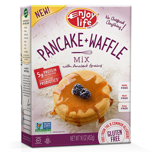 Enjoy Life GF Pancake and Waffle Mix - 453g