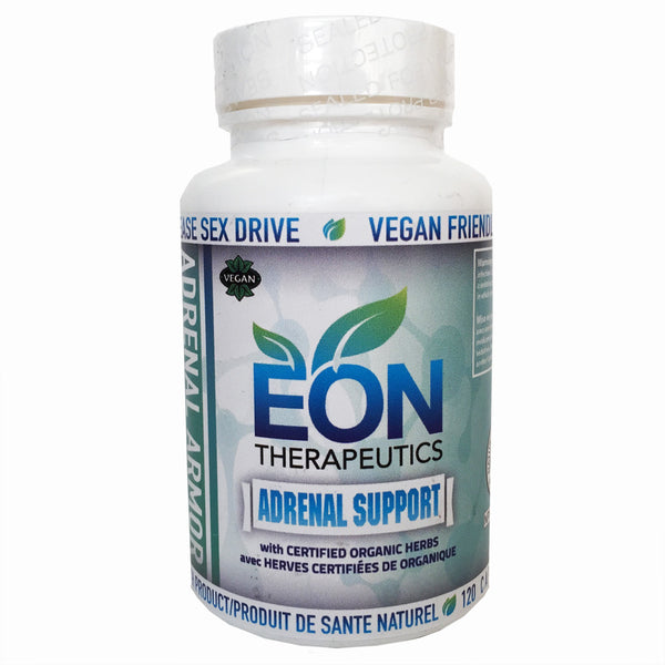 Eon Therapeutics Adrenal Support - 120 Capsules