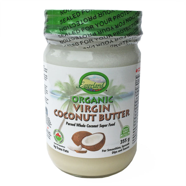 Everland Organic Virgin Coconut Butter - 355g
