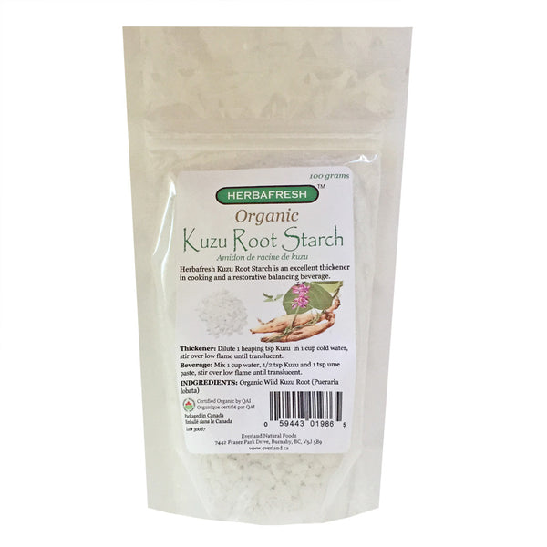 Everland Herbafresh Organic Kuzu Root Starch - 100g