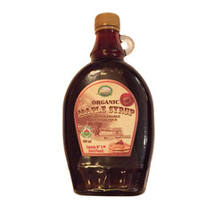 Everland Organic Very Dark Maple Syrup - 500ml