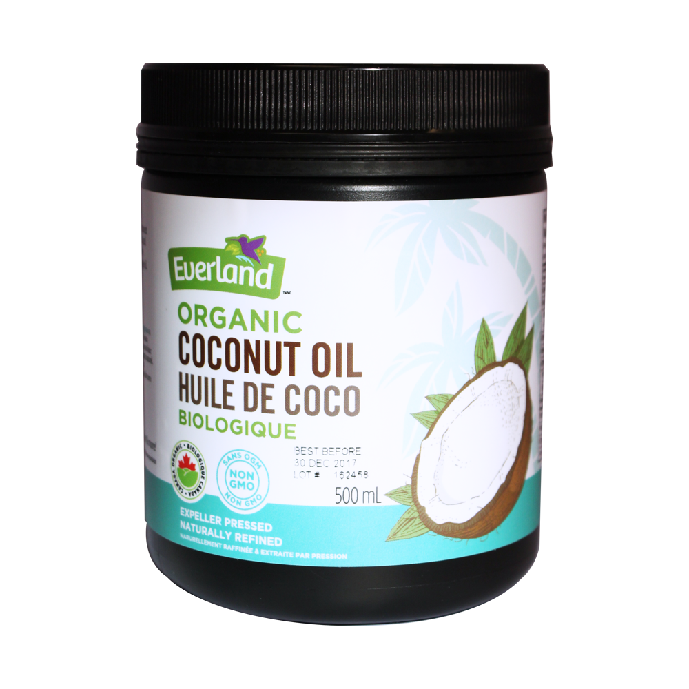 Expeller Pressed Naturally Refined Coconut Oil
